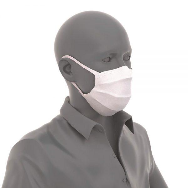 Puppe mit Mund Nase Maske mit Gummizug